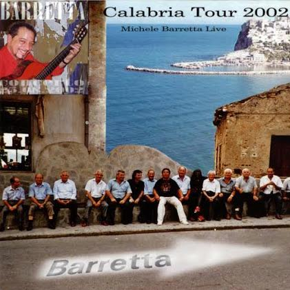CALABRIA TOUR 2002